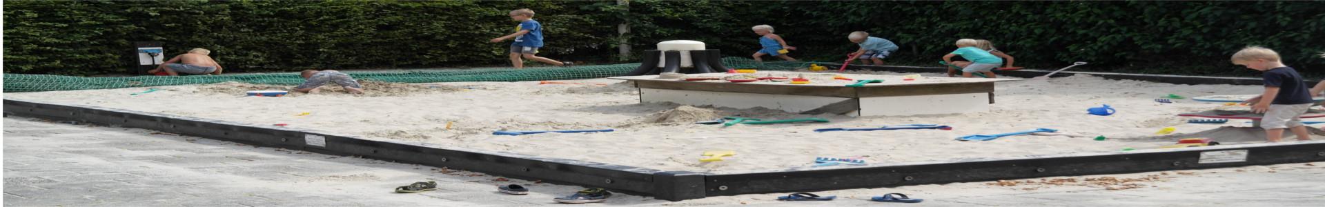 Een zandbak vol mogelijkheden